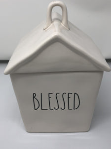 Blessed Cookie Jar