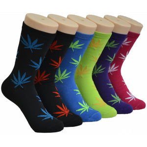 Foozys Marijuana Socks