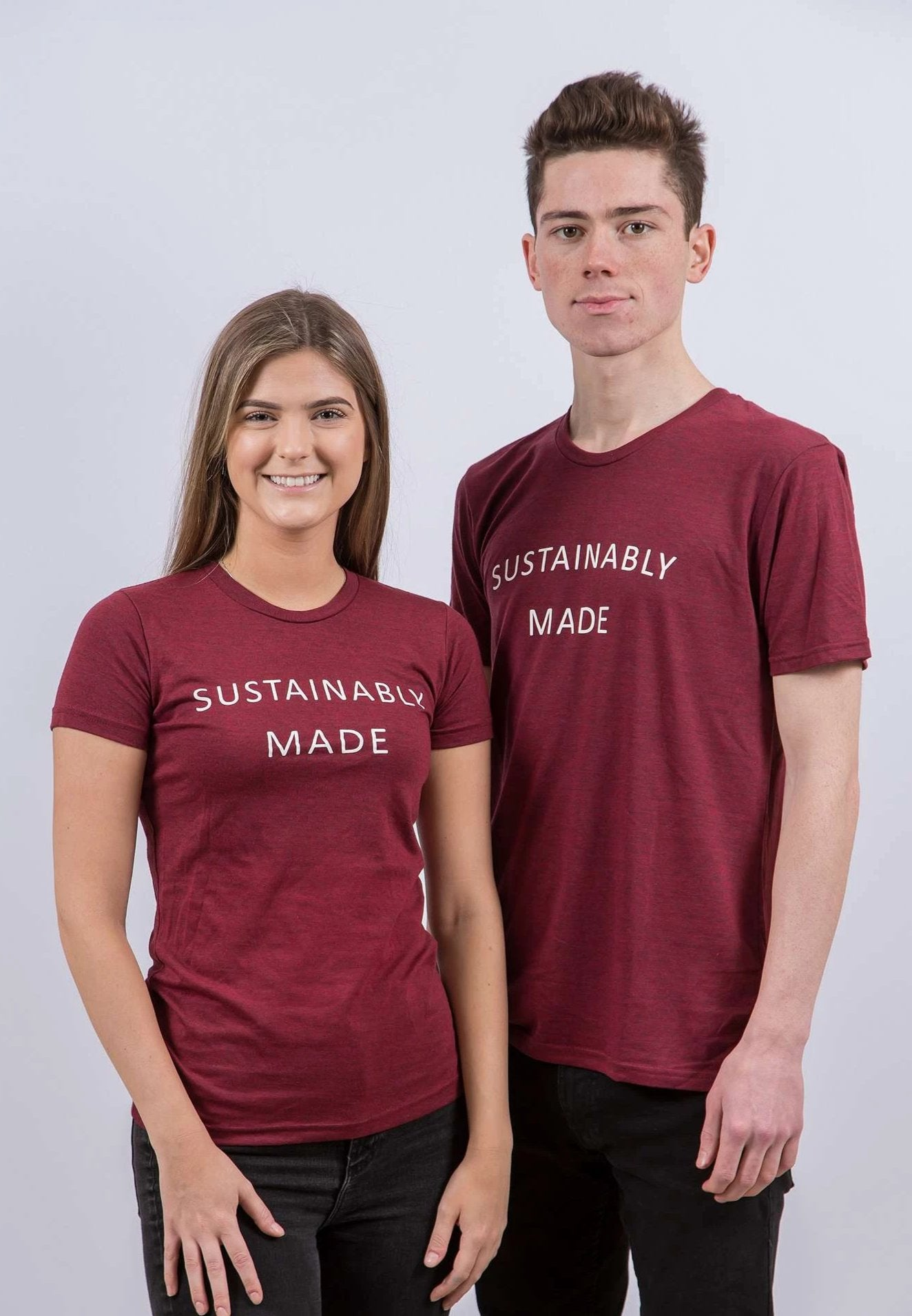 Sustainably Made (Short Red)