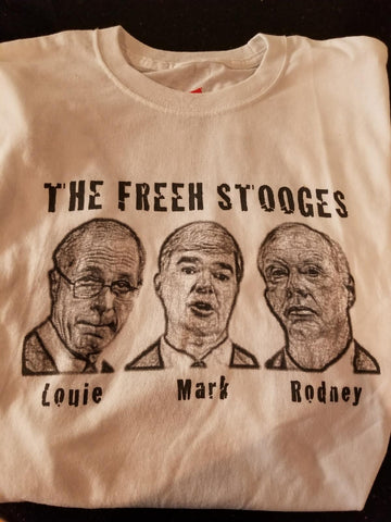 Freeh Stooges T-Shirt