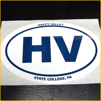 HV Sticker
