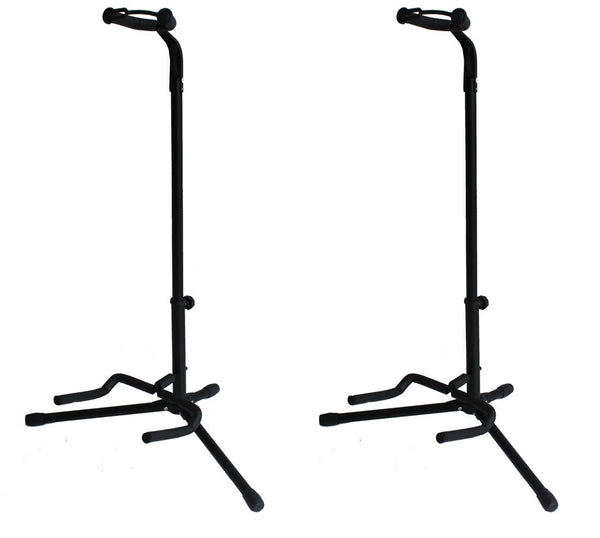 Top Stage Pro Universal Guitar Stand (A-Framed Stand, 2-PACK)