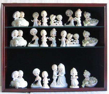 Collectible Display Case / Wall Shelves / Wall Curio Cabinet, with Acrylic Door