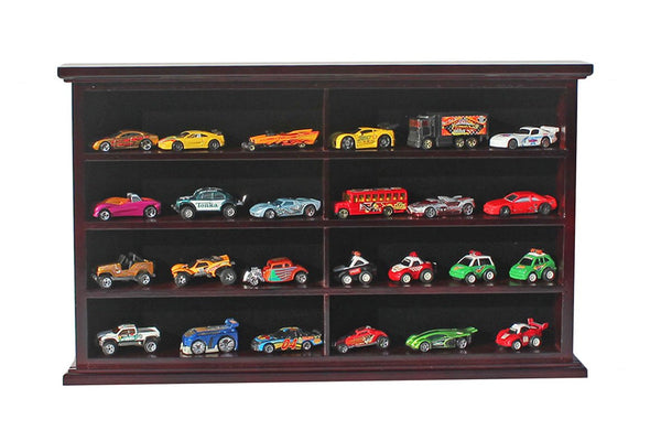 Display Case / Stand for Hot Wheels Display, Wall Mount or Counter Top OK.