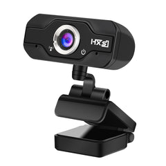 HXSJ S50 Webcam 720P HD 1MP - Built in Sound Absorbing Microphone