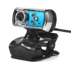Webcam HD 12M with Mic & Night Vision