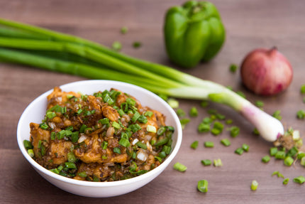 Chicken Manchurian Dry (12pcs)