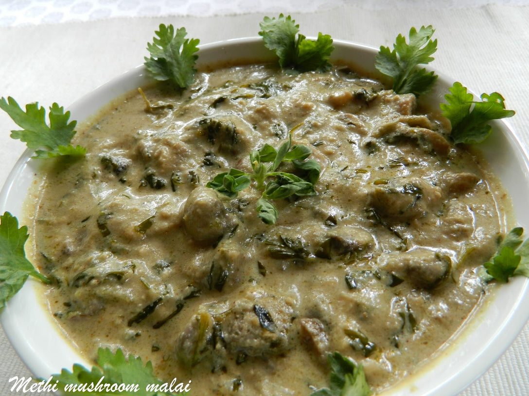 Chicken Methi Malai