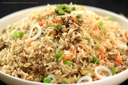 Egg Fried Rice (3pcs)