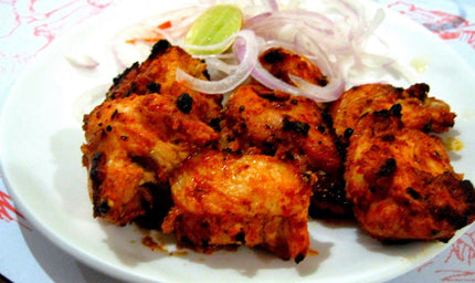 Fish Achari Tikka (6 pcs)