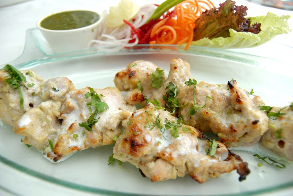 Fish Malai Tikka (6pcs)