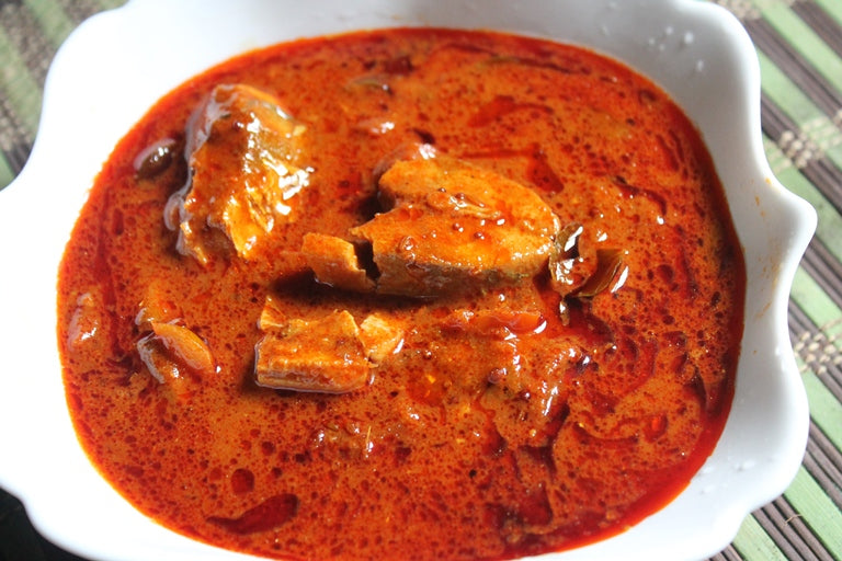 Fish Masala Gravy ( 4pcs)
