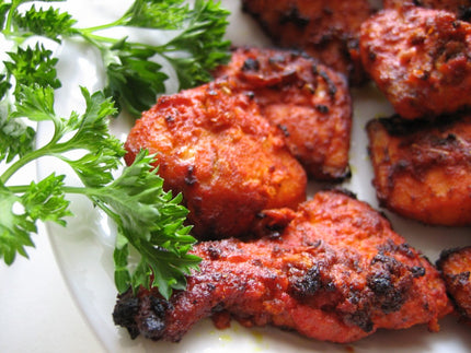 Fish Tikka (6pcs)