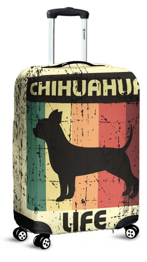 CHIHUAHUA LUGGAGE COVER M21