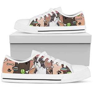 BOSTON CANVAS SHOES