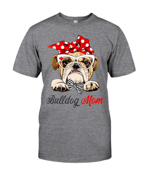 Bulldog Mom Classic T-Shirt