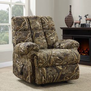 Dorel Living Realtree Camouflage Rocker Recliner