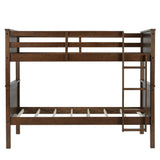 Better Homes and Gardens Ashcreek Twin Bunk Bed