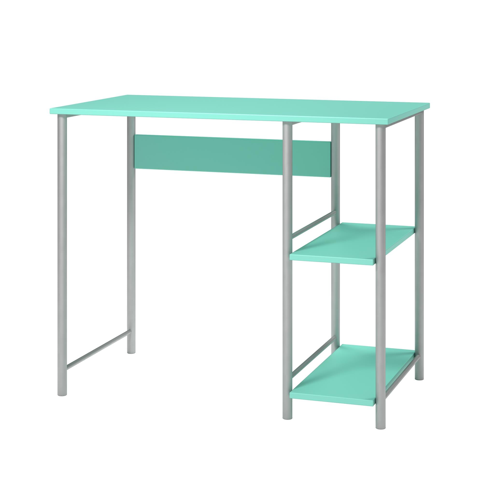 Basic Student Desk 2 side shelves