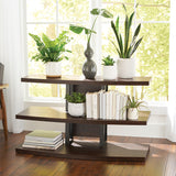 "Better Homes & Gardens Walker 48"" TV Stand, Rustic Espresso"