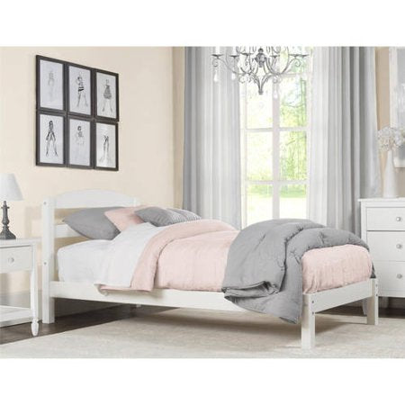 Better Homes and Gardens Leighton Kids' Twin Bed,White