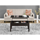 Mainstays Lift-Top Coffee Table, Espresso