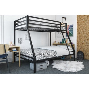 Mainstays Premium twin-over-full bunk bed