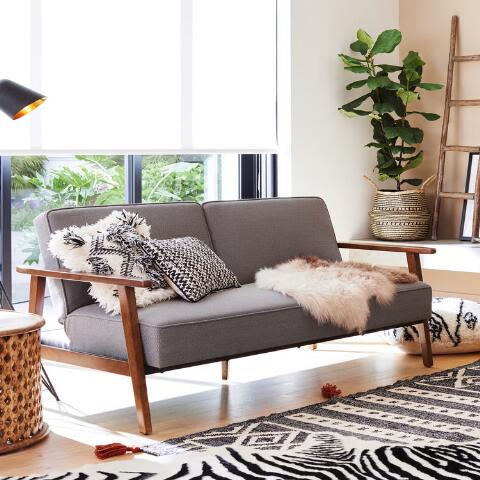 Xander Convertible Loveseat