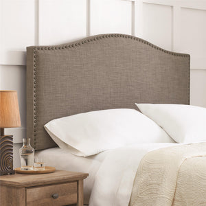 Better Homes & Gardens Grayson Headboard,Queen, Gray