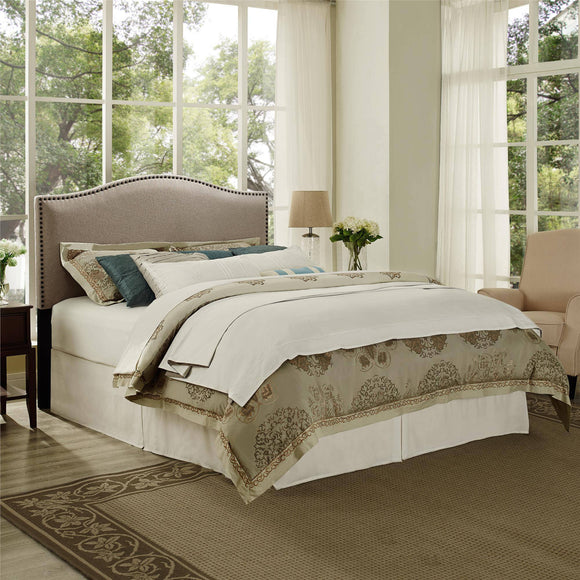 Better Homes & Gardens Grayson Headboard, Full/Queen, Beige