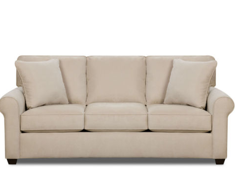 Ashley Roll Arm Sofa