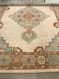 Pottery Barn Finn Hand-Knotted Rug