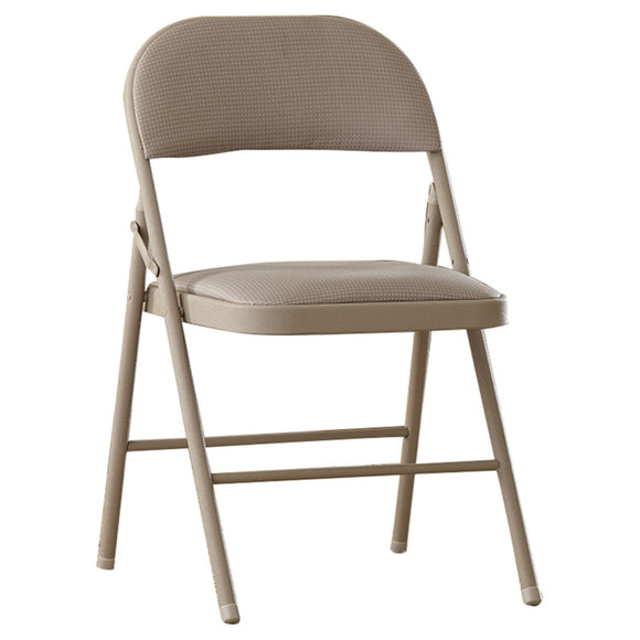 Cosco Deluxe Fabric Folding Chair, Set of 4
