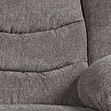 Henderson Pad-Arm Reclining Sofa - 3 Seater
