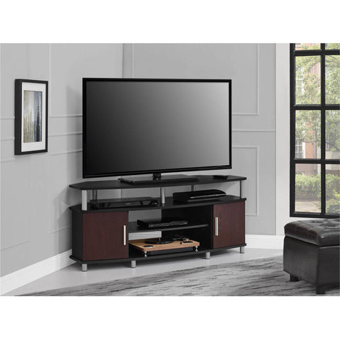 "Ameriwood Home Carson Corner TV Stand for TVs up to 50"" Wide"
