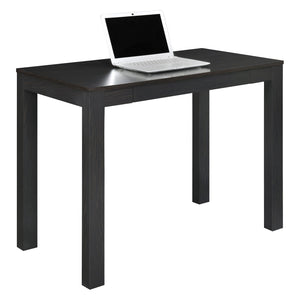 Mainstays Parsons Desk with Drawer, Espresso