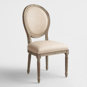 Round Back Dining Chairs