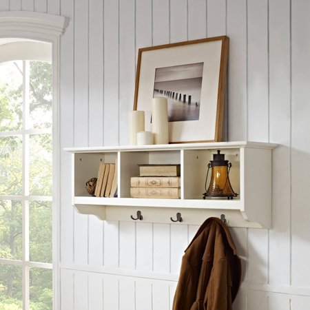 Entryway Storage Shelf