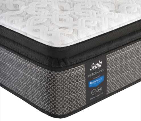 Sealy Performance™ Davlin Cushion Firm Pillowtop - Mattress Only - Full