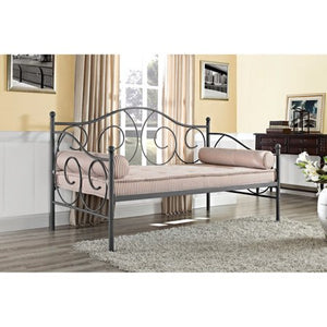 DHP Victoria Metal Frame Daybed, Full Size