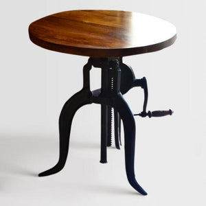 Adjustable Accent Table
