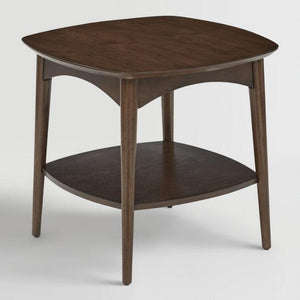 Walnut Accent Table