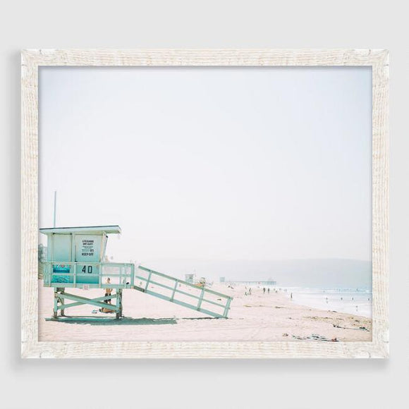Summer Breeze Framed Print