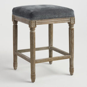 Backless Counter Stool