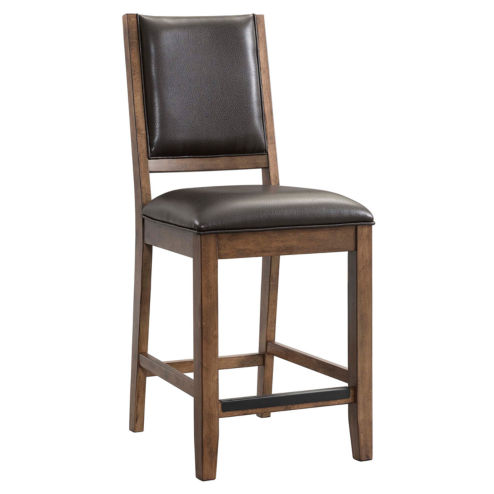 Dining Possibilities Upholstered Stools - Set of 2