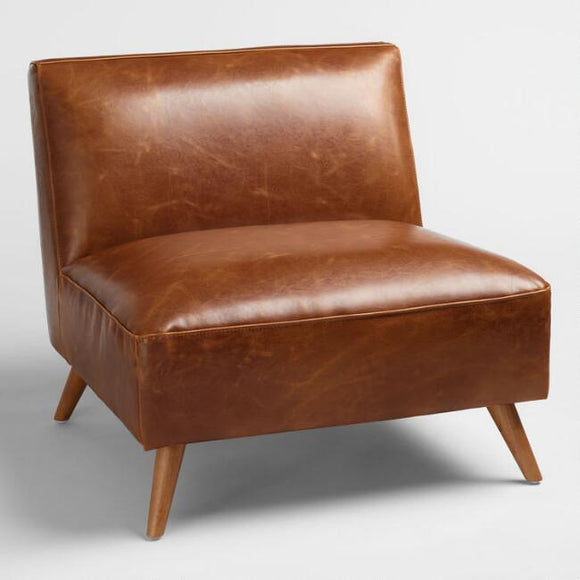 Leather Huxley Chair