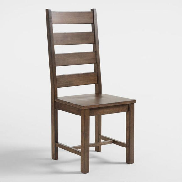 Wood Garner Dining Chairs, Set Of 2