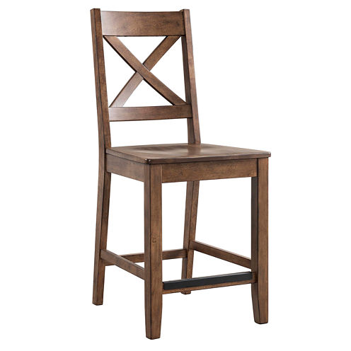 Dining Possibilities X-Back Stools - Set of 2