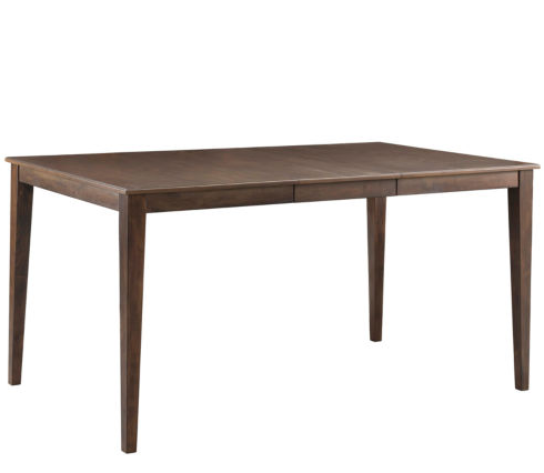 Dining Possibilities Rectangular Counter Height Expandable Table
