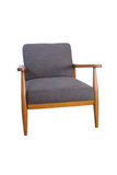 Aaron Modern Push-back Reclining Chair